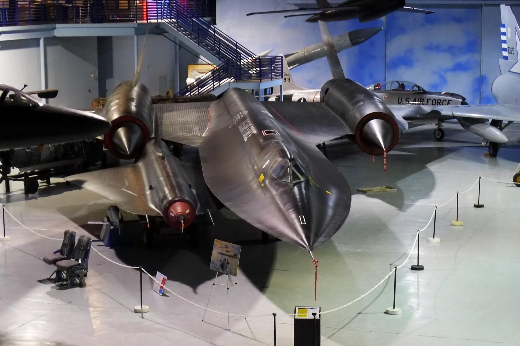 museum sr71